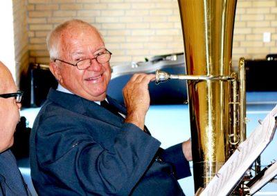 Jammerbugt2017-Flyvestation Aalborg Brass Band