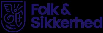 Logo Folk og Sikkerhed