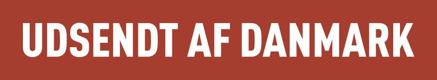 Udsendt Af Danmark Logo